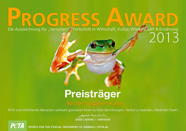 Progress Award